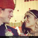 Shriya Saran Wedding : 35 साल की उम्र में दुल्हन बनीं 'दृश्यम' गर्ल, फिल्मी अंदाज में पति ने किया प्रपोज; देखें Video
