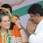 यूपी-गुजरात में नहीं, 2 साल बाद कर्नाटक के सियासी रण में आखिर क्यों उतरीं सोनिया गांधी?