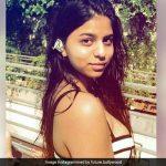 Viral Photo: दोस्तों के साथ स्वीमिंग पूल पर यूं मौज-मस्ती कर रहीं शाहरुख खान की बेटी…