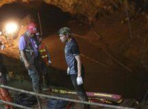 थाईलैंड: गुफा में फंसे खिलाड़ियों को बचाने का प्रयास जारी