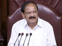 विपक्ष ने कहा- सभापति सदन में बोलने नहीं देते, 6 माह में तीसरी बार वेंकैया पर भेदभाव का आरोप