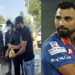 क्रिकेटर शमी ने प्रवासी मजदूरों को बांटा खाना और पानी, BCCI ने पोस्ट की वीडियो