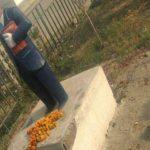 निशाने पर अंबेडकर प्रतिमा: इलाहाबाद में गर्दन तोड़ी, सिद्धार्थनगर में हाथ