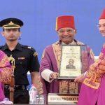 AMU को किसी समुदाय से जोड़कर नहीं देखा जाएः राष्ट्रपति