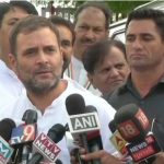 धारा 370 को हटाए जाने पर कांग्रेस के पूर्व अध्यक्ष राहुल गांधी ने दिया बयान, कहा- मैं तो बस…