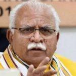 हरियाणा के CM खट्टर ने फरसा लेकर बीजेपी नेता को दी धमकी- गर्दन काट दूंगा तेरी