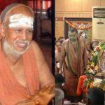 LIVE: जयेंद्र सरस्वती को कुछ देर में दी जाएगी समाधि, अंतिम दर्शन को उमड़े श्रद्धालु