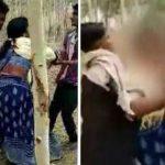 उन्नाव में महिला से दरिंदगी का वीडियो वायरल, दो गिरफ्तार