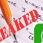 10 Whatsapp ग्रुप पर लीक हुए थे CBSE के पेपर, व्हिसलब्लोअर की तलाश