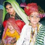 समय से पहले गर्भावस्था और मातृत्व बाल विवाह..
