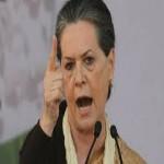 भाजपा, इनेलो की रुचि सत्ता पाने मेंः सोनिया