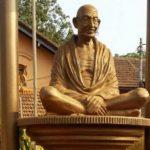 केरल पहुंची मूर्तितोड़ राजनीति की आंच, उपद्रवियों ने तोड़ी गांधी प्रतिमा