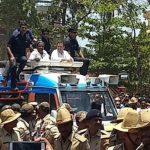 अंकोला में बोले राहुल गांधी- कर्नाटक का चुनाव विचारधाराओं के बीच लड़ाई