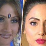 हिना खान के कोमोलिका का रोल करने पर उर्वशी ढोलकिया का रिएक्शन