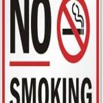 सार्वजनिक स्थानों पर धूम्रपान करने पर लगेगा 20 हजार जुर्माना