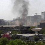 अहमदाबाद: आग लगने से क्षतिग्रस्त हुई ISRO की एंटीना जांच लैब, साजिश का शक?