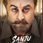 टीजर के बाद सामने आया 'संजू' का पहला पोस्टर, 29 जून को फिल्म होगी रिलीज