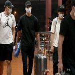 रेड लाइट एरिया में दिखे जापान के 4 खिलाड़ी, एशियाई खेलों से हुए बाहर