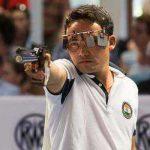 राष्ट्रमंडल खेल (निशानेबाजी) : 10 मीटर एयर पिस्टल में जीतू को स्वर्ण, मिथारवल ने जीता कांस्य