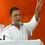 राजस्थान की रैली में राहुल गांधी ने पीएम मोदी पर बोला हमला, कहा- चौकीदार ने अनिल अंबानी की मदद की