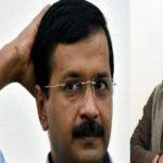 दिल्ली BJP सांसद के बिगड़े बोल, केजरीवाल को बताया मंदबुद्धि