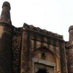 दिल्ली: बोर्ड से हटाया 'मस्जिद' शब्द, दावा- ये है महाराणा प्रताप का किला