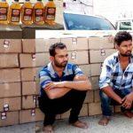UP से बिहार तस्करी हो रही थी शराब, 407 कार्टन शराब के साथ 3 गिरफ्तार