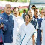 ममता बनर्जी ने BJP के बागी नेताओं से की मुलाकात, थोड़ी देर में सोनिया से बात