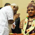 लंदन में मोदी का लिंगायत कार्ड, कर्नाटक चुनाव पर नजर, बंगलुरु में शाह संभालेंगे मोर्चा
