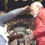 वोटिंग के दौरान नेपाल में मोदी के मंदिर दौरों पर कांग्रेस ने उठाए सवाल