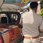 नोएडा में वोटिंग के दौरान बंटे 'नमो फूड' पैकेट, SSP ने विवाद से झाड़ा पल्ला