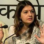 प्रियंका चतुर्वेदी को सोशल मीडिया पर धमकी देने वाला अहमदाबाद से गिरफ्तार