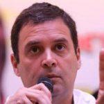 राहुल गांधी ने कहा- कर्नाटक में BJP संविधान का मजाक उड़ा रही है