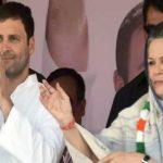 अमेठी में राहुल-रायबरेली में सोनिया, कल एक साथ कार्यक्रम