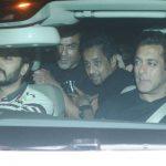 Salman Khan ने अटेंड की को-स्टार की बर्थडे पार्टी, यूलिया वंतूर भी हुईं शामिल; देखें Photos