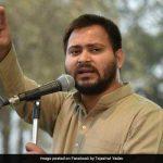 जिन्ना विवाद के बहाने तेजस्वी का PM मोदी और CM योगी पर हमला, कहा- हम AMU के साथ हैं