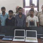 दिल्ली पुलिस ने खोला चोरों के गुफा का रहस्य, पांच गिरफ्तार