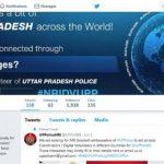 UPP NRI ट्विटर हैंडलः किसी के मकान कब्जा हटवाया तो किसी की साइकिल खोज निकाली