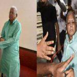 लालू ने ही कहा था- सोमवार को AIIMS से चले जाएंगे, राहुल से मुलाकात के बाद बदले सुर?